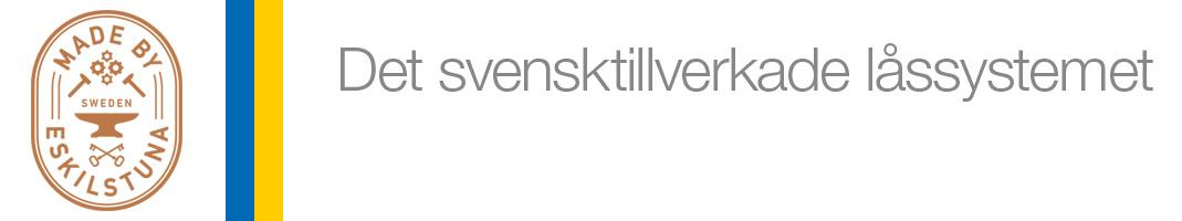 Det svensktillverkade låssystemet